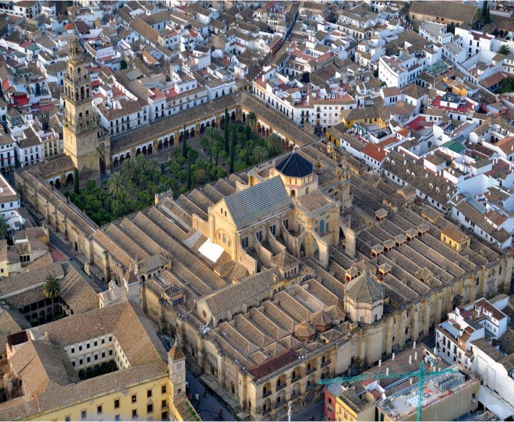 Routes through Córdoba. Guided Tours - Feel the City Tours