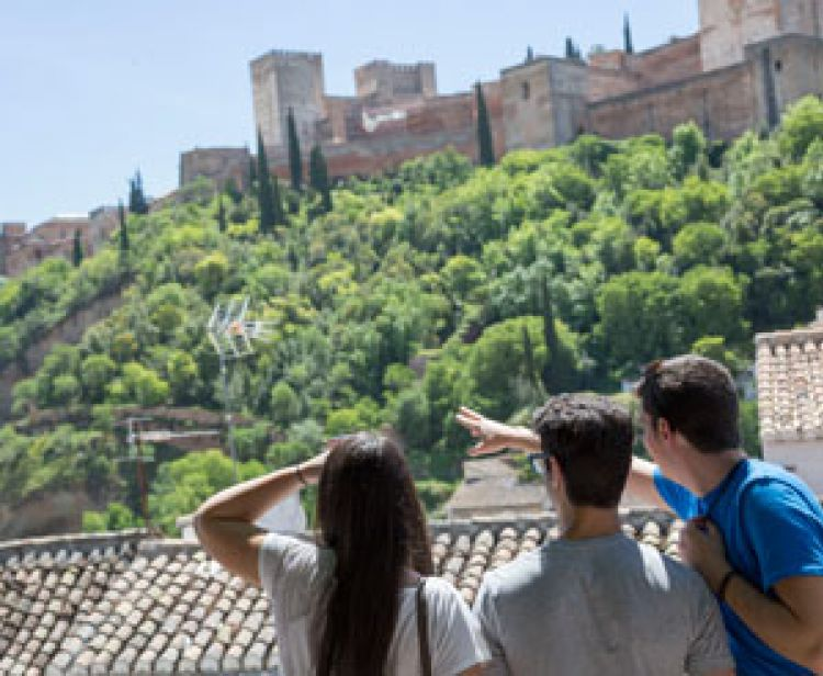 Rutas por Granada. Free Tour Granada y Visitas Guiadas - Feel the City Tours
